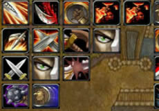Маджонг World of Warcraft
